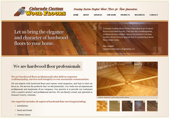 colorado custom flooring